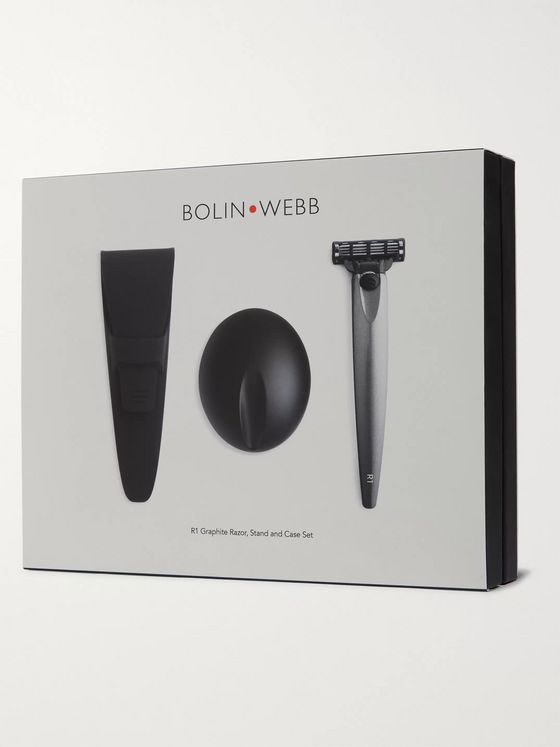 Bolin Webb R1 Three-Piece Shaving Set