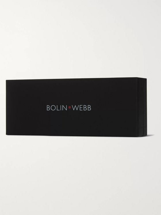 Bolin Webb R1-S Mach3 Cartridge Razor