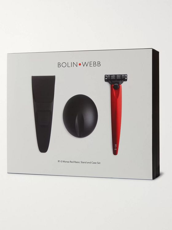 Bolin Webb R1-S Three-Piece Shaving Set