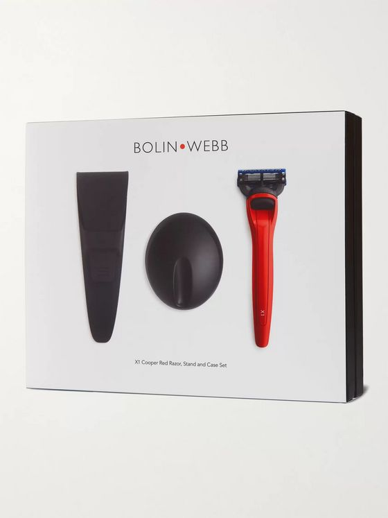 Bolin Webb X1 Three-Piece Shaving Set