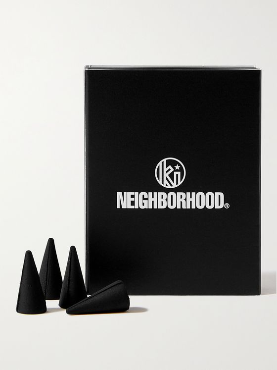 NEIGHBORHOOD + Kuumba Transition Incense Cones