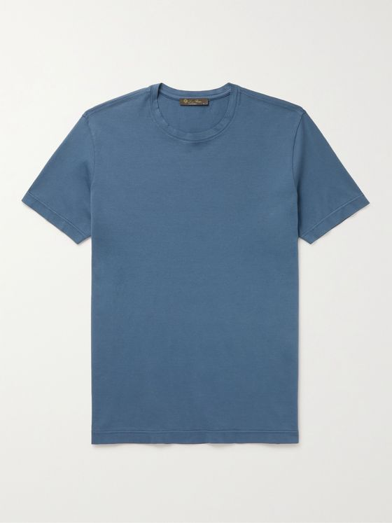LORO PIANA Smithtown Cotton-Jersey T-Shirt