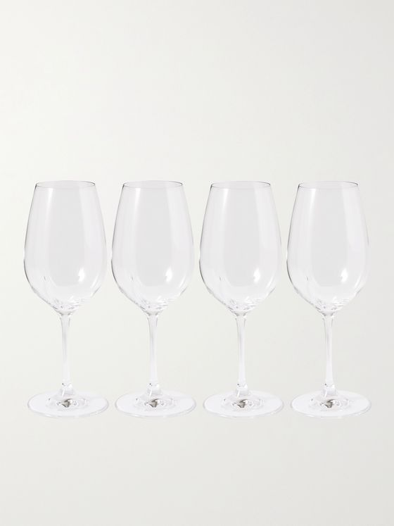 L'ATELIER DU VIN Exploreur Œnology Set of Four Wine Glasses