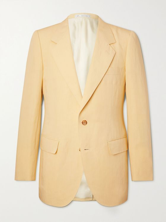 UMIT BENAN B+ Richard Woven Suit Jacket