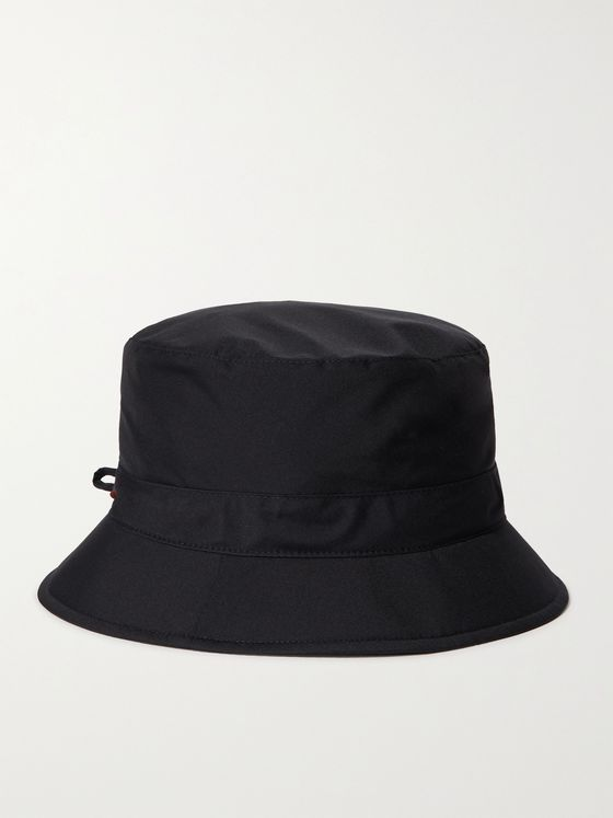 LORO PIANA Storm System Shell Bucket Hat