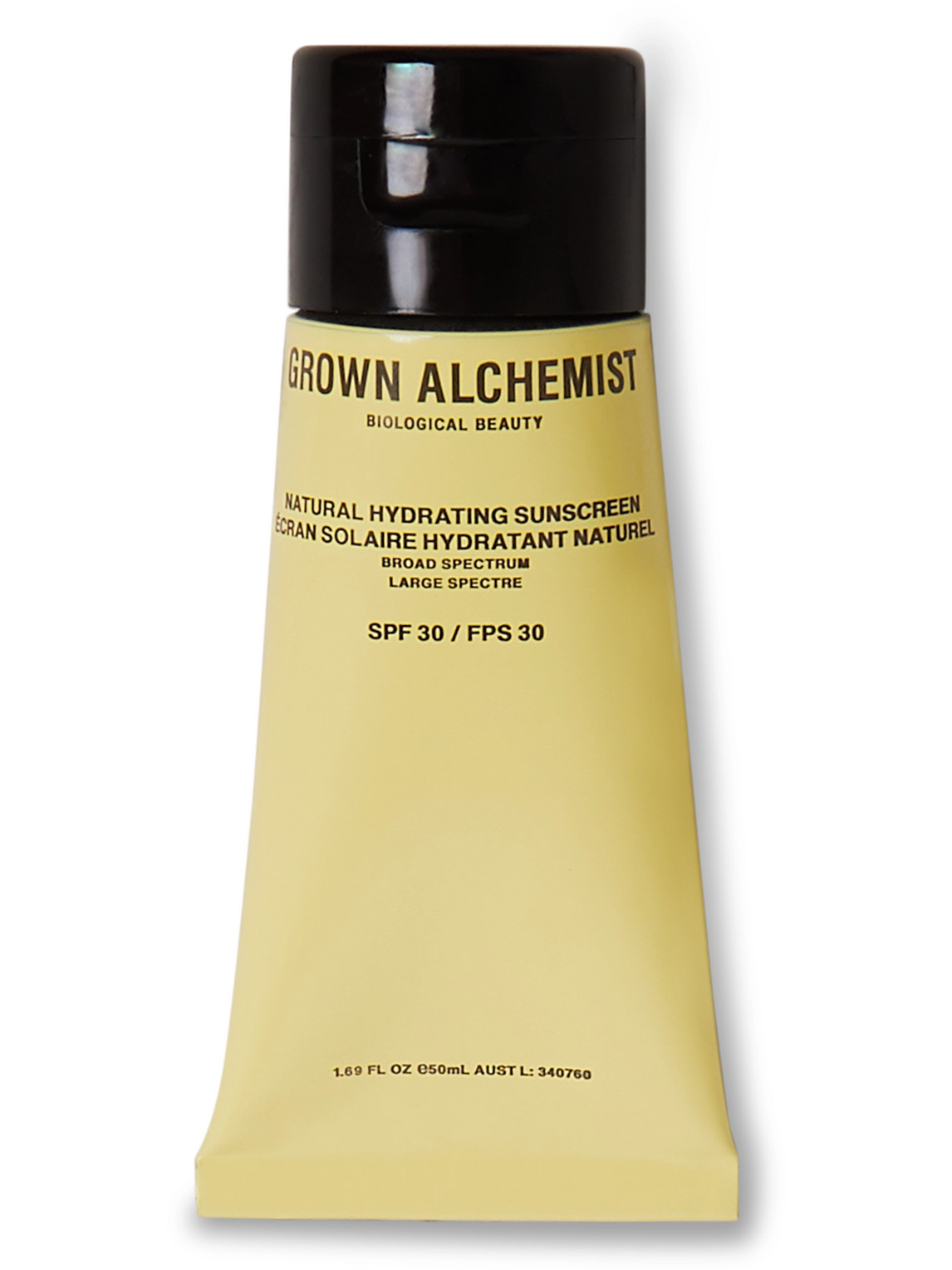Grown Alchemist Natural Hydrating Sunscreen Spf30, 50ml In Colorless