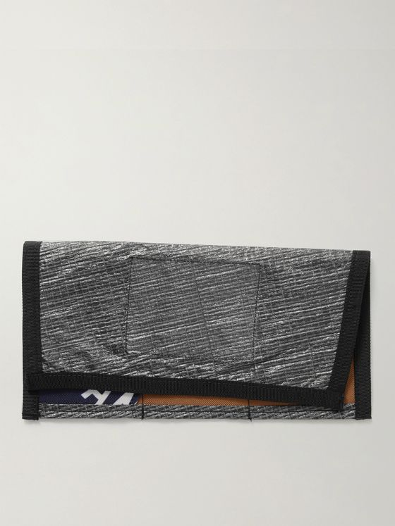 HERSCHEL SUPPLY CO Re-Sail Patchwork Recycled Shell and Canvas Pencil Case