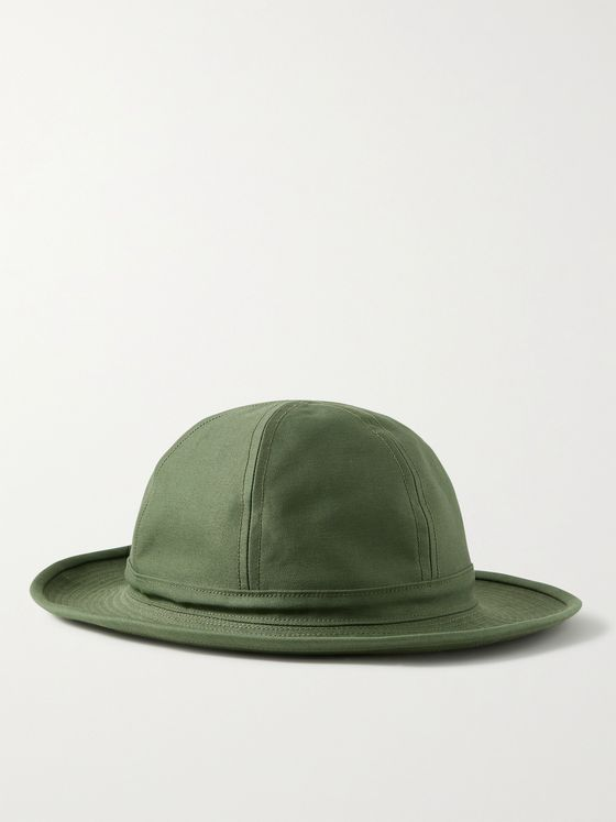 BEAMS PLUS Cotton-Poplin Bucket Hat