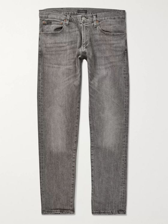 POLO RALPH LAUREN Warren Slim-Fit Stretch-Denim Jeans