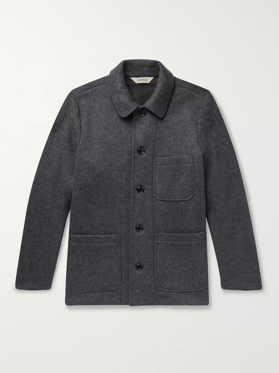 Aspesi Tadao Wool Jacket