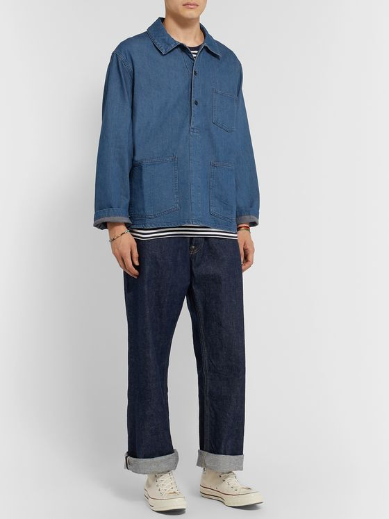 Chimala Denim Overshirt