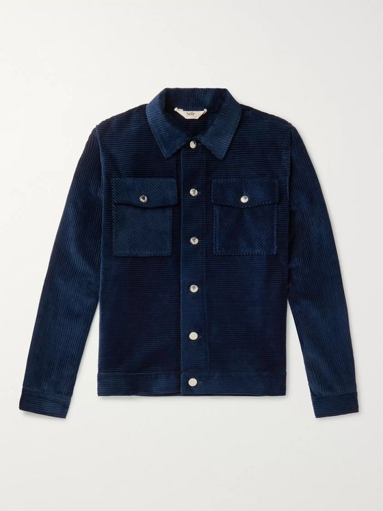 Séfr Eric Cotton-Corduroy Jacket