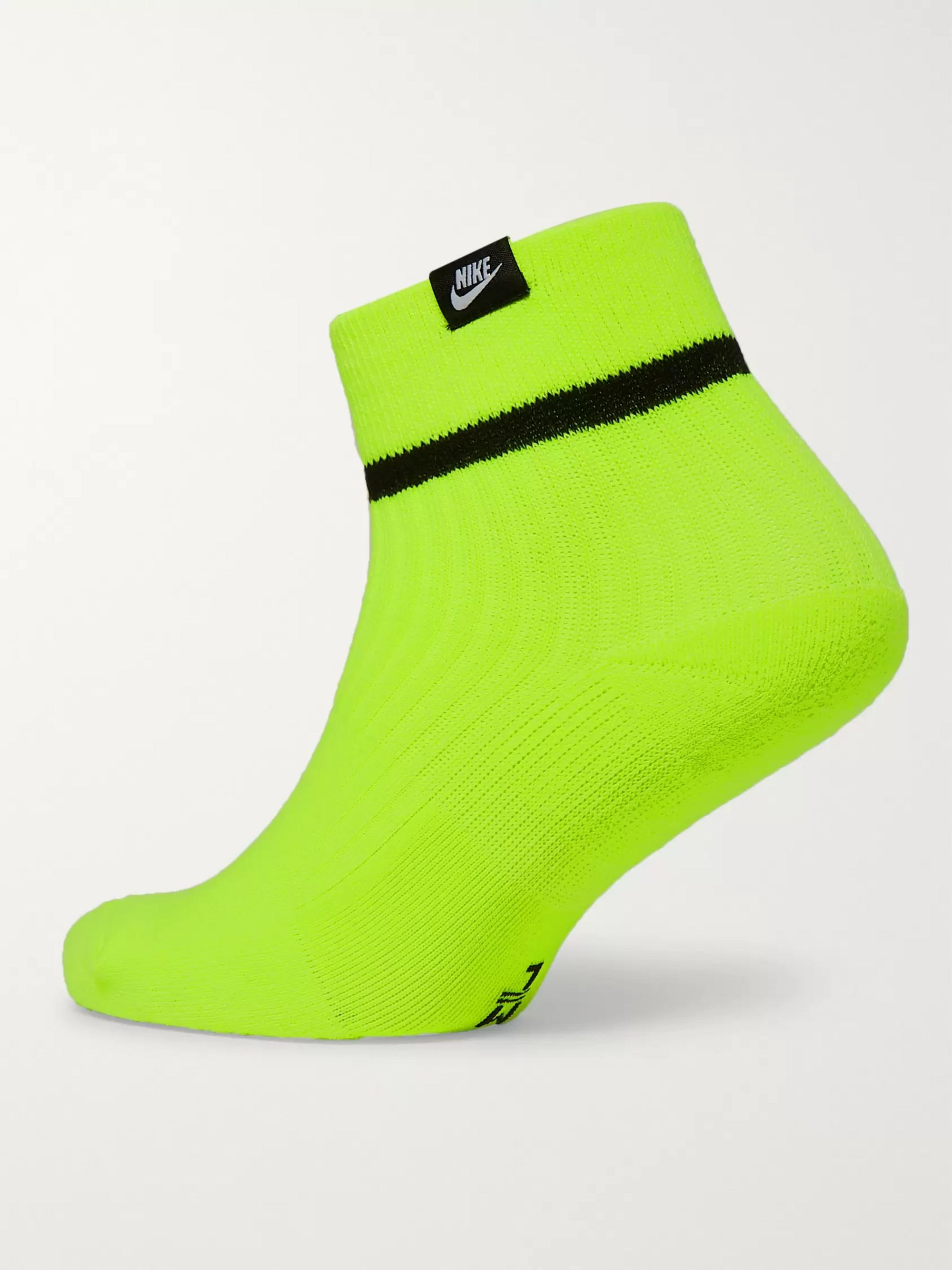Nike Pack of Two Stretch-Knit Socks