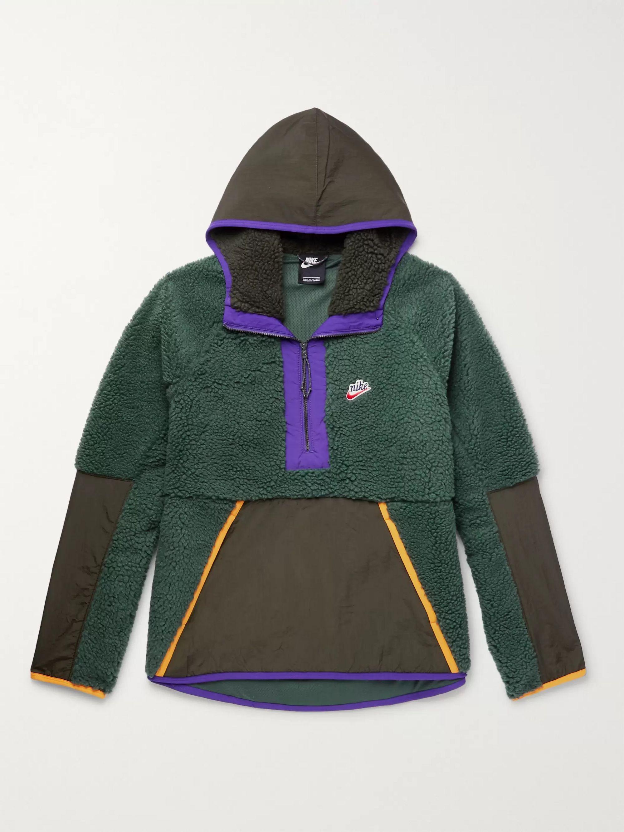 nike fleece sportswear