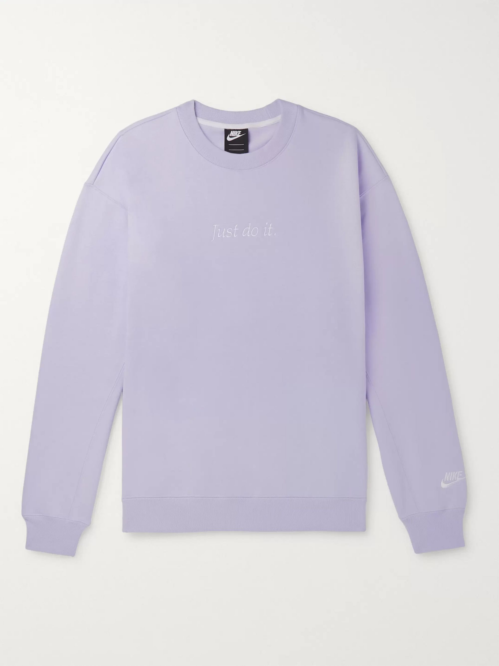 nike fleece t shirt