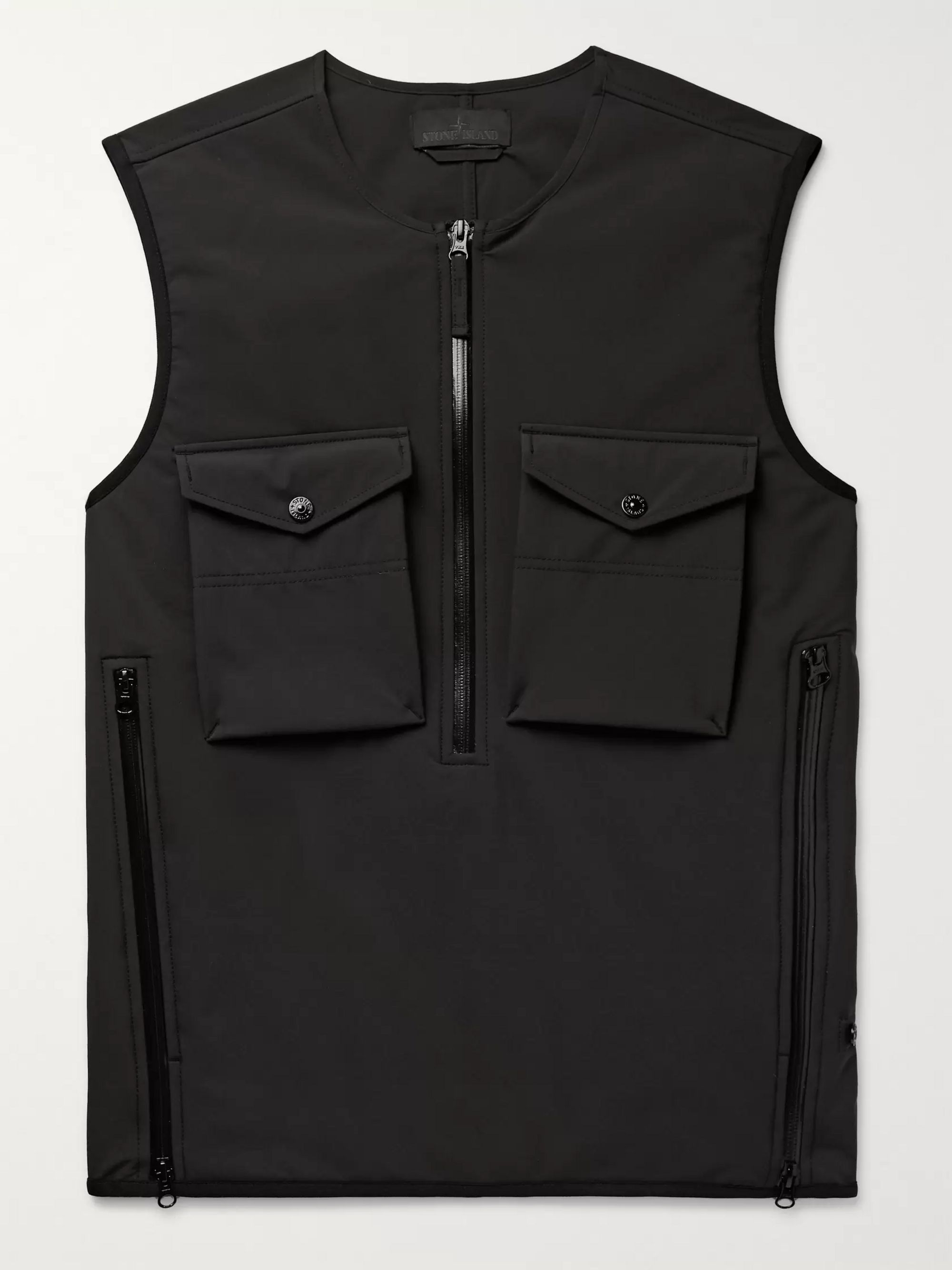 Stone Island Ghost Stretch-Shell PrimaLoft Gilet
