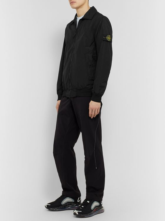 Stone Island Garment-Dyed Naslan Light Watro Blouson Jacket