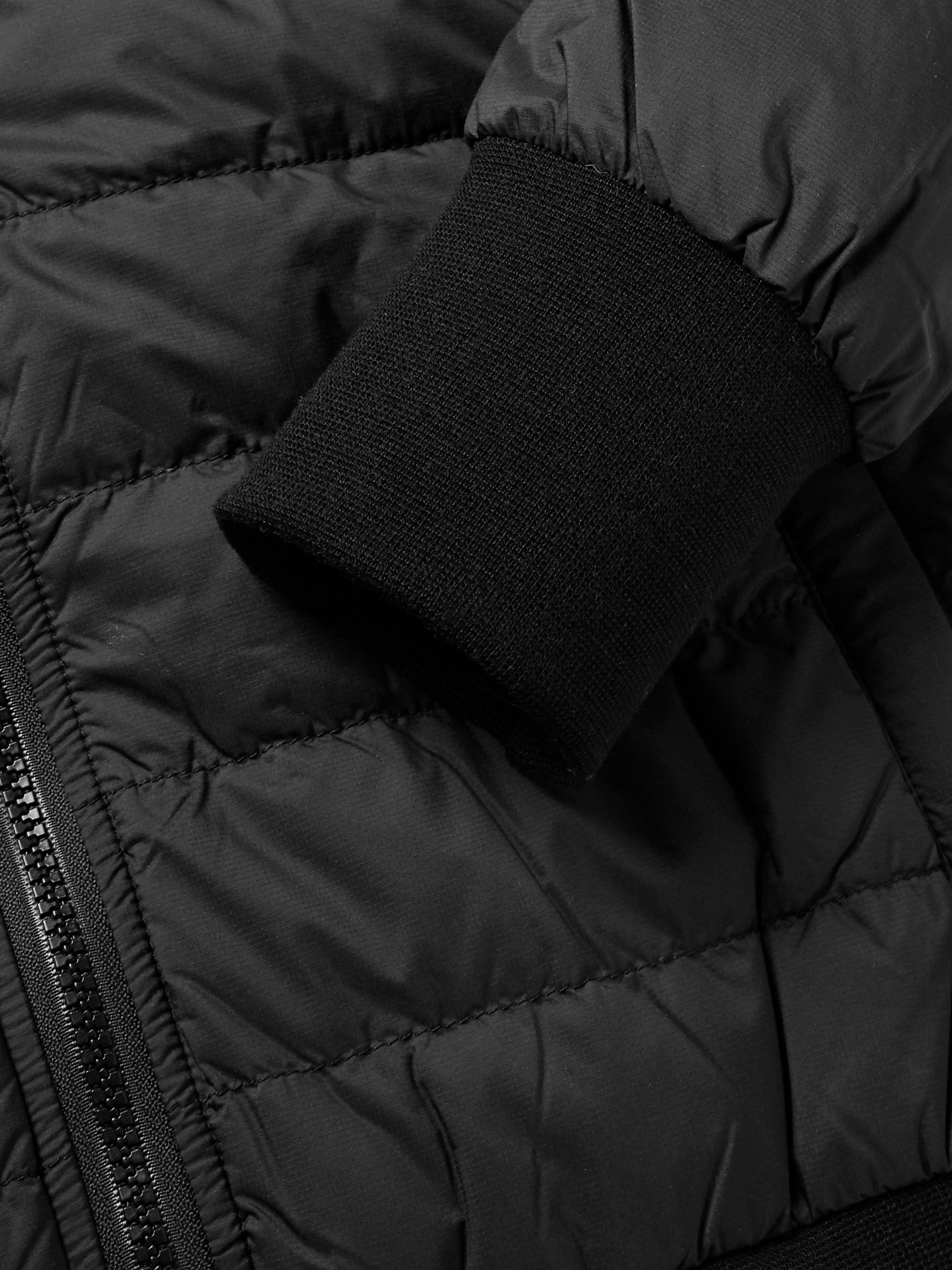 Canada Goose Cabri Slim-Fit Packable Quilted Nylon-Ripstop Hooded Down Jacket