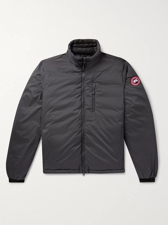 CANADA GOOSE Lodge Nylon-Ripstop Down Jacket