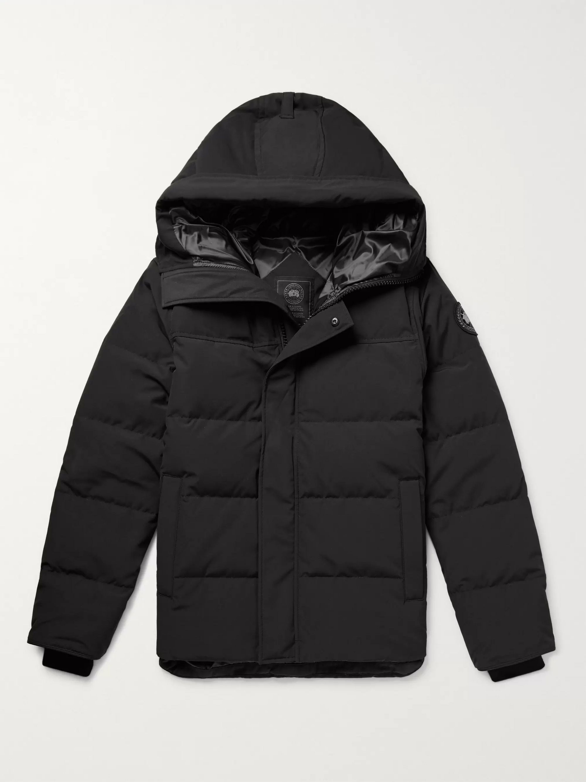 Canada Goose MacMillan Quilted Arctic Tech Hooded Down Parka