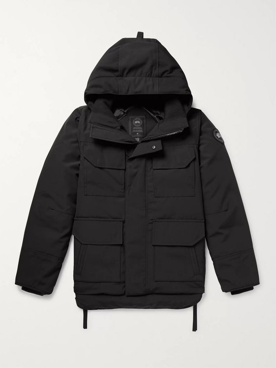 Canada Goose Maitland Arctic Tech Hooded Down Parka