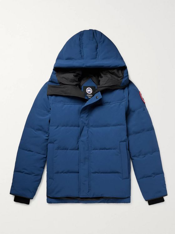 Canada Goose MacMillan Fusion Fit Quilted Arctic Tech Hooded Down Parka