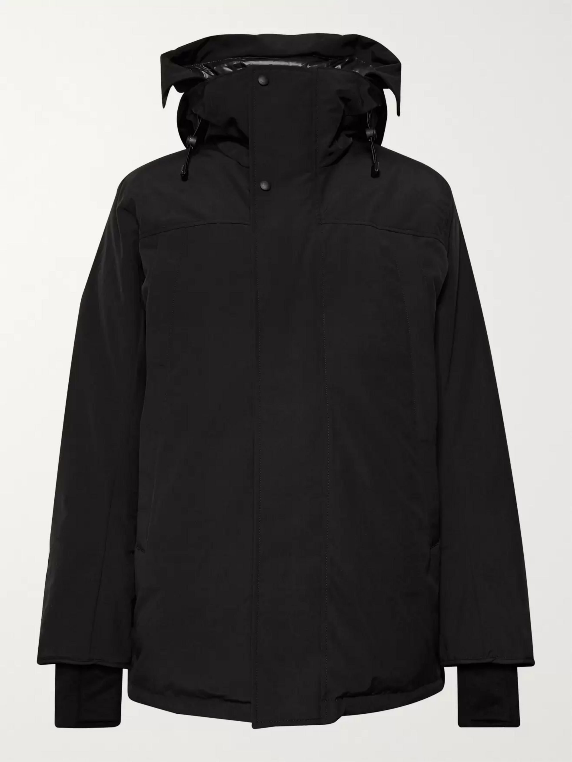 Canada Goose Sanford Shell Hooded Down Parka
