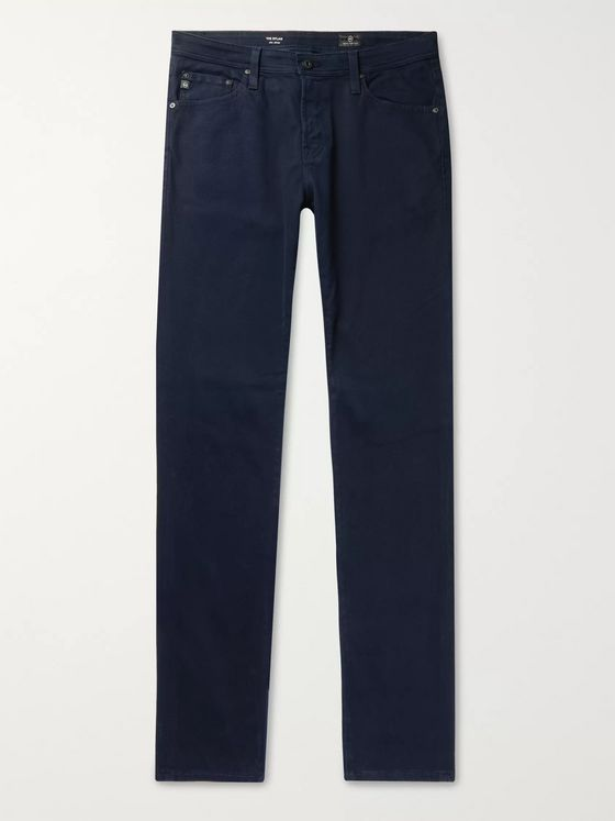 AG Jeans Dylan Stretch-Denim Jeans