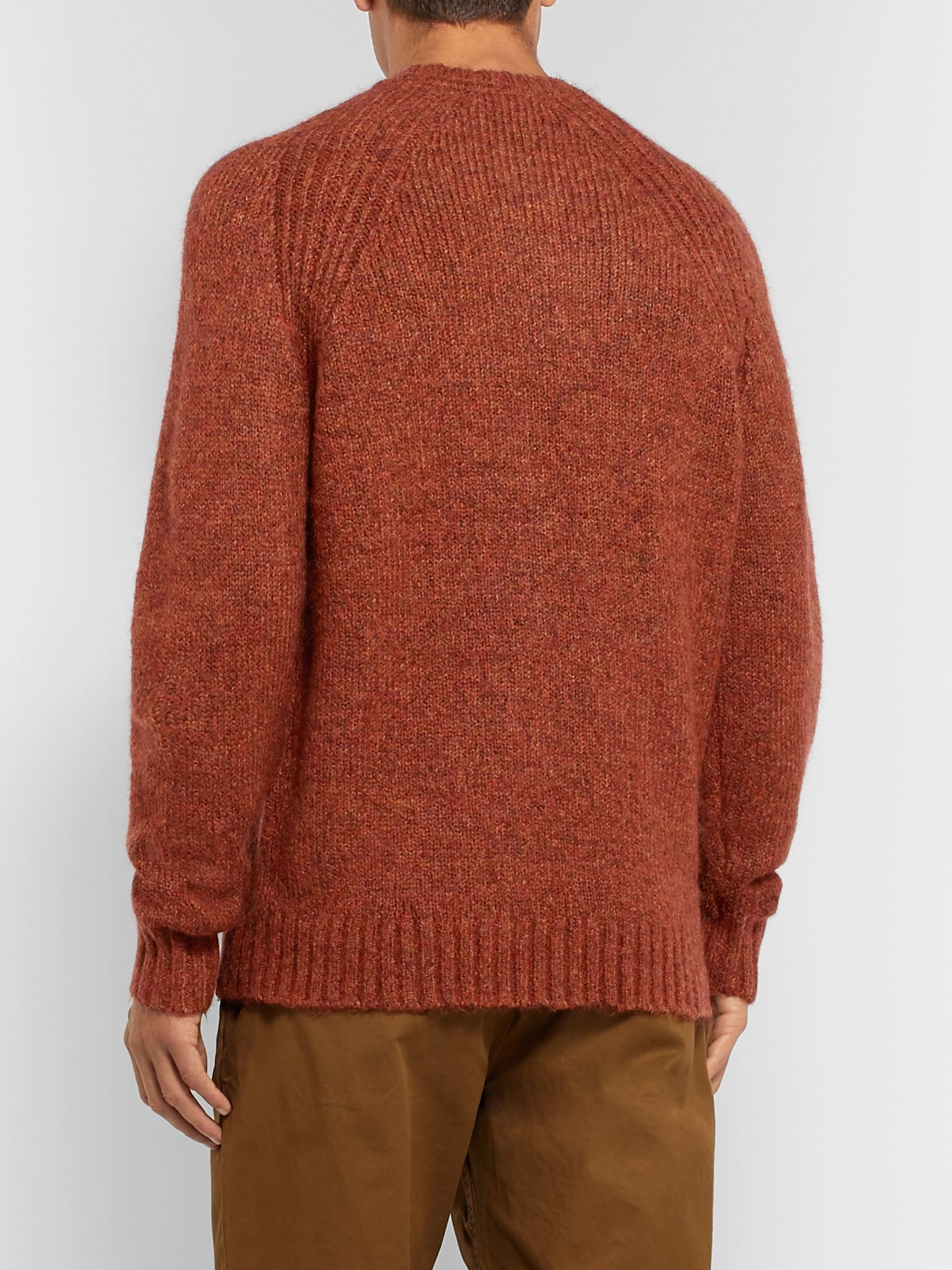 Alex Mill Mélange Knitted Sweater