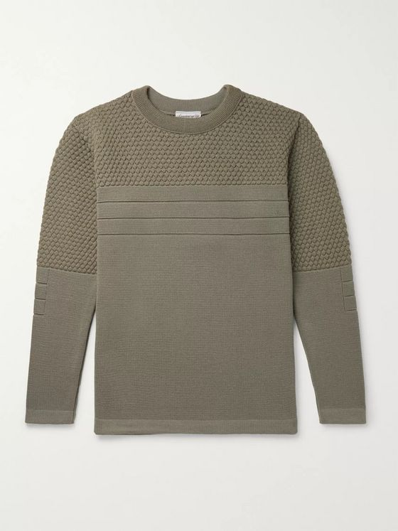 S.N.S. Herning Mediator Virgin Wool Sweater