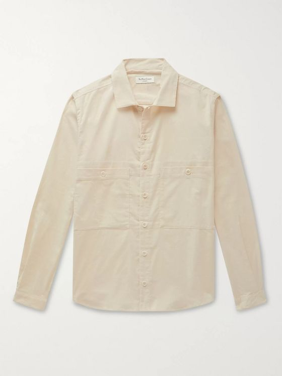 YMC Cotton-Corduroy Shirt