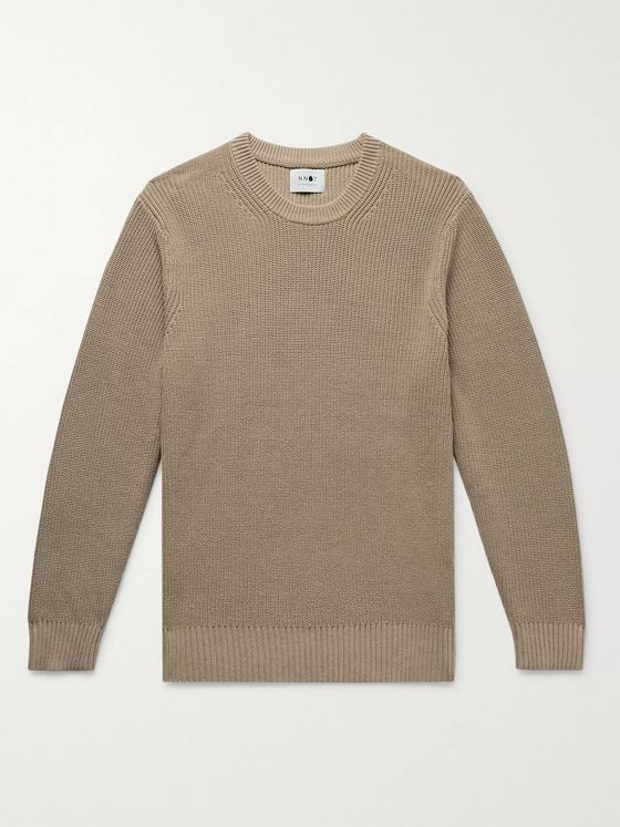 NN07 Knut Cotton Sweater
