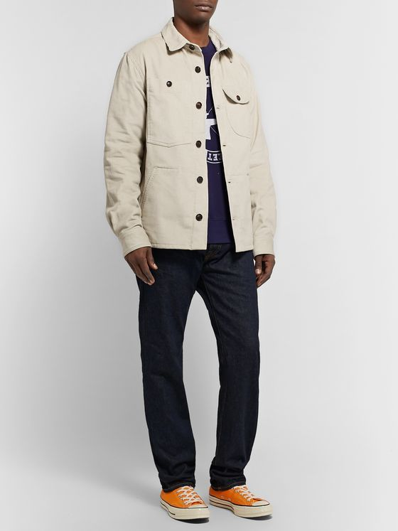Freemans Sporting Club Cotton-Corduroy Jacket