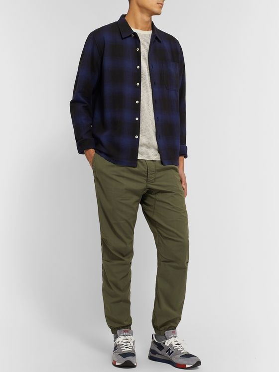 Universal Works Checked Cotton Shirt