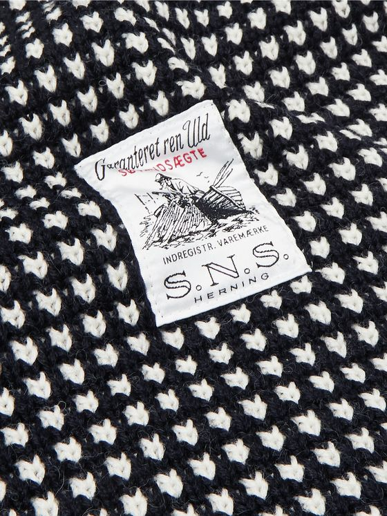 S.N.S. Herning Loyal Virgin Wool Blanket