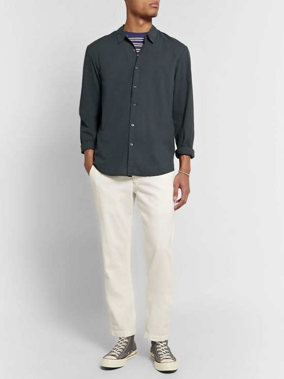 James Perse Standard Cotton Shirt
