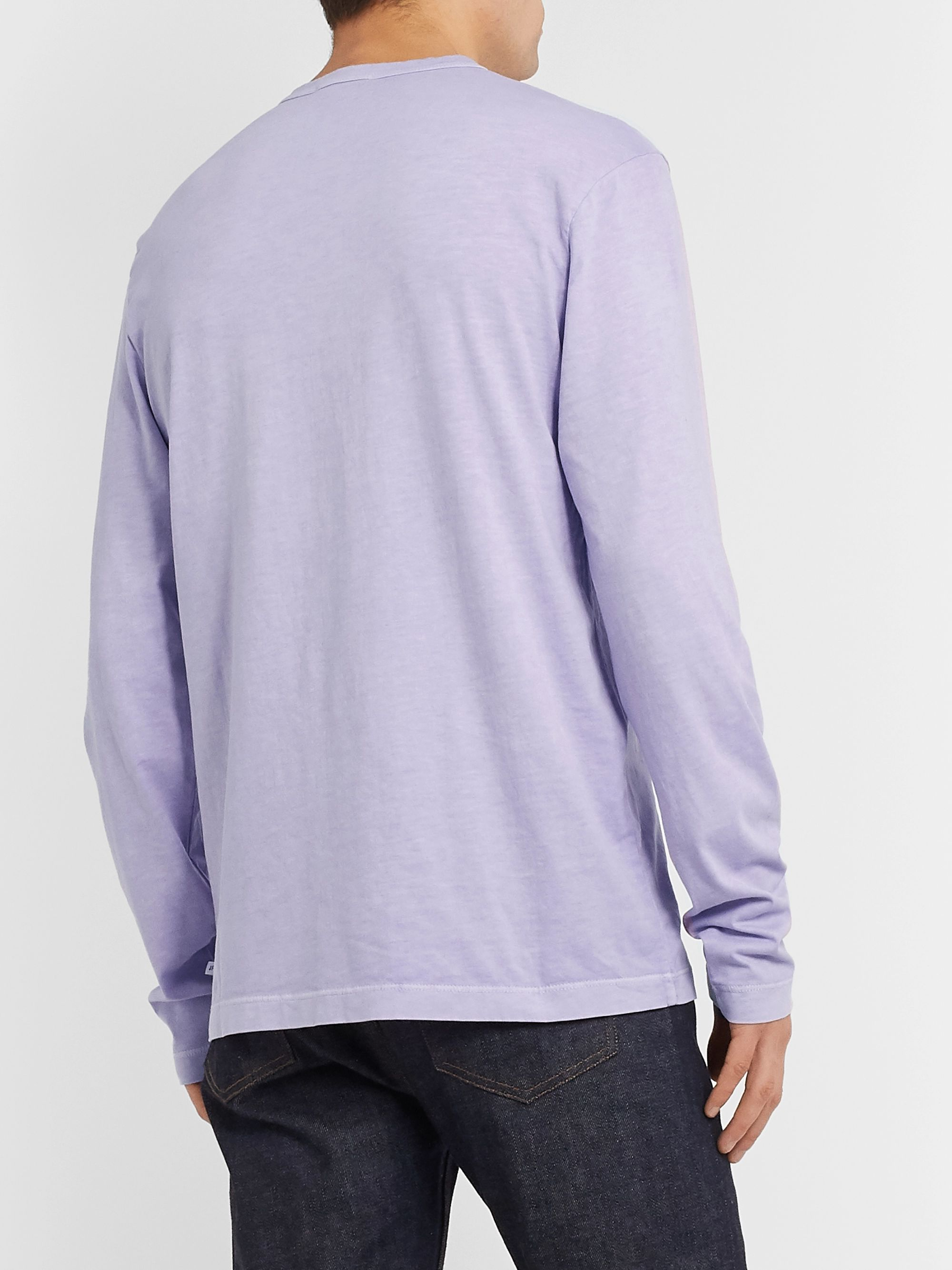 James Perse Pima Cotton-Jersey T-Shirt