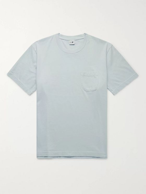 NN07 Dylan Cotton-Jersey T-Shirt