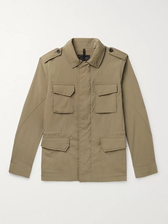 Incotex Montedoro Shell Field Jacket
