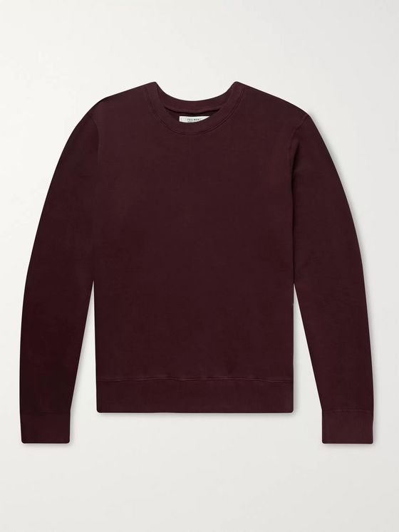 Freemans Sporting Club Loopback Cotton-Jersey Sweatshirt