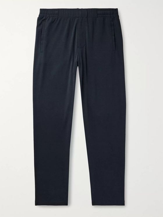 Hamilton and Hare Stretch Lyocell-Blend Jersey Pyjama Trousers