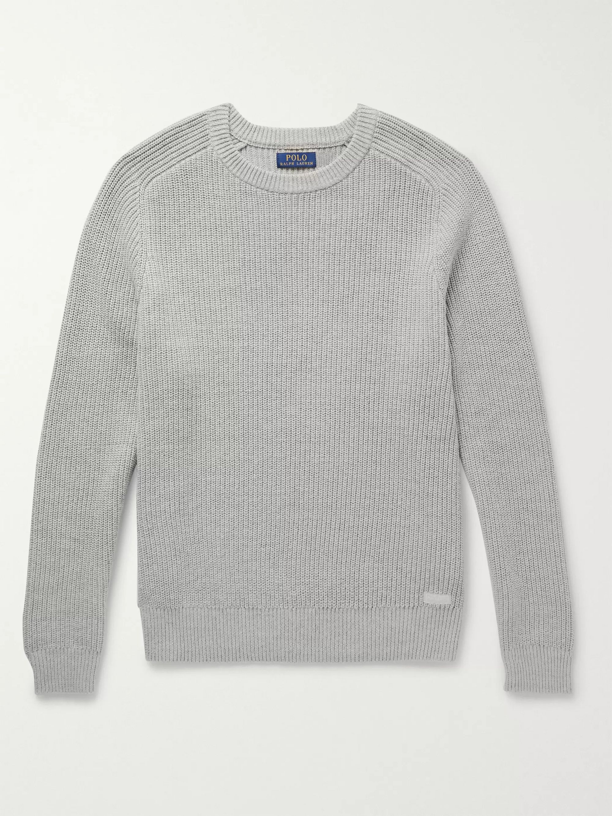 Polo Ralph Lauren Ribbed Cotton Sweater