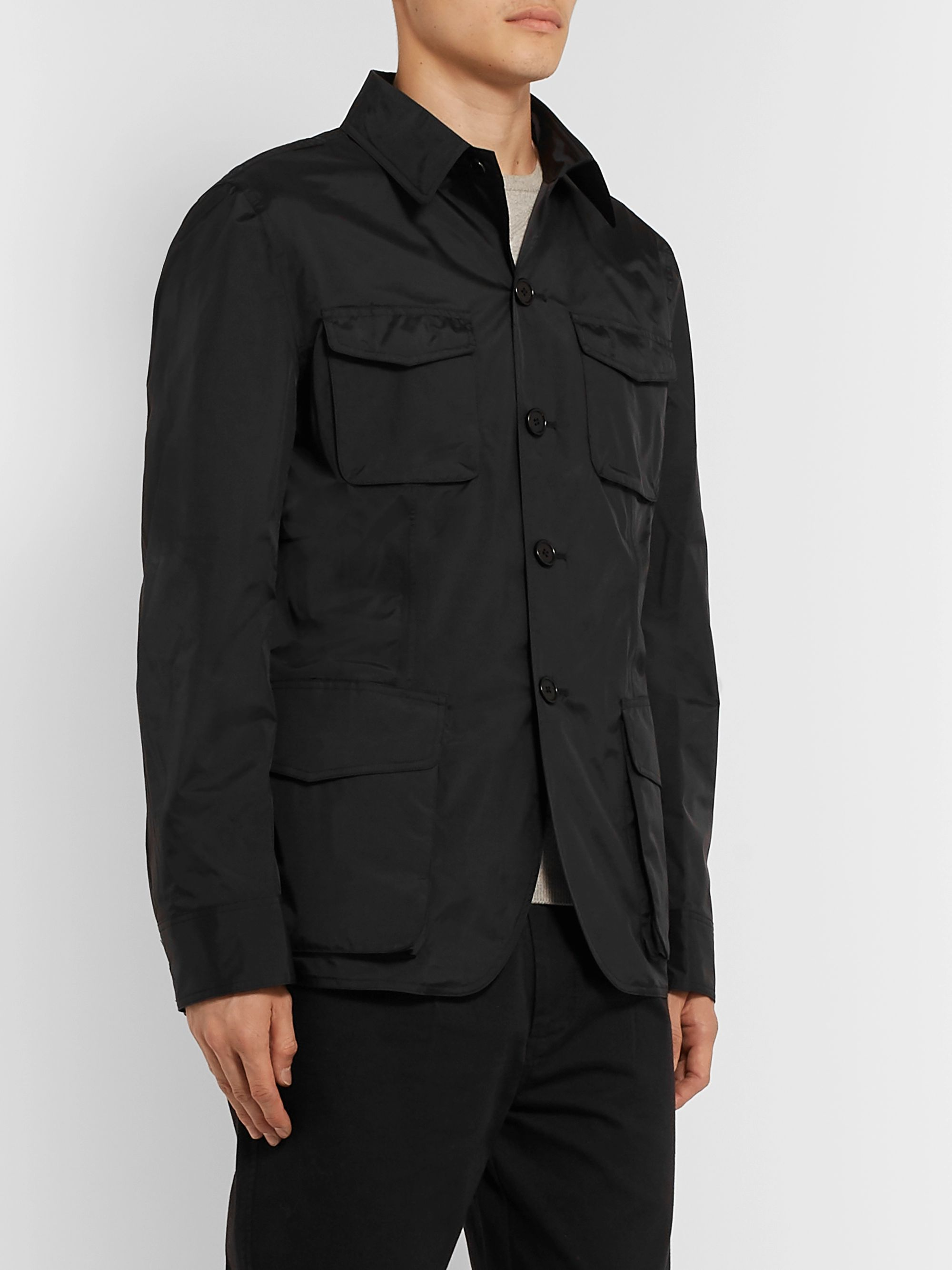 Aspesi Nylon-Ripstop Field Jacket