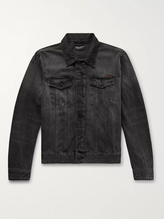 Nudie Jeans Jerry Organic Denim Jacket