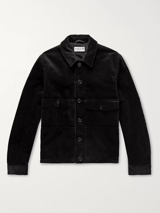 YMC Pinkley Cotton-Corduroy Shirt Jacket