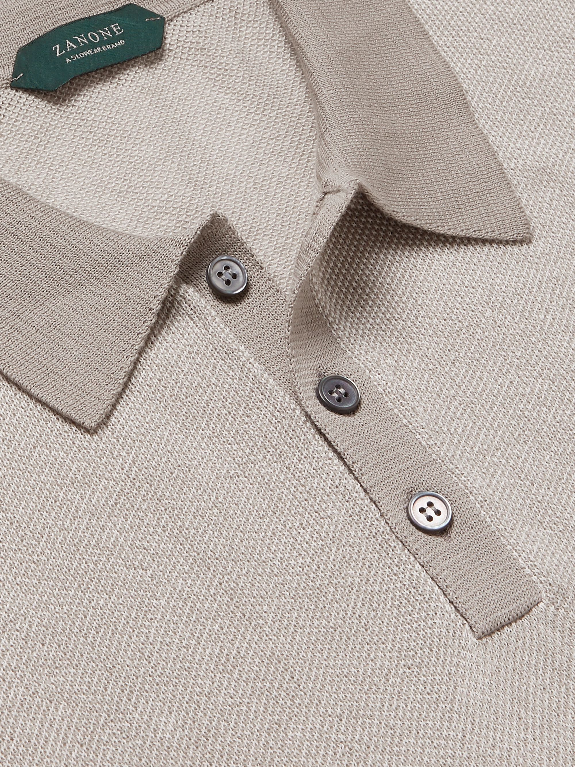 Incotex Cotton Polo Shirt