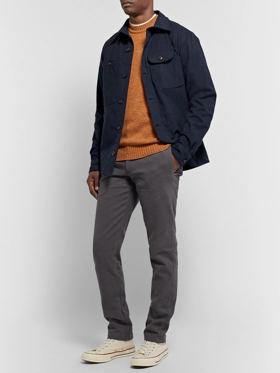 Freemans Sporting Club Cotton-Moleskin Jacket