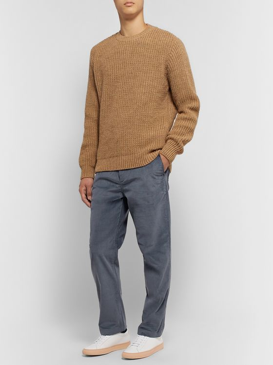 Club Monaco Stretch-Cotton Corduroy Trousers