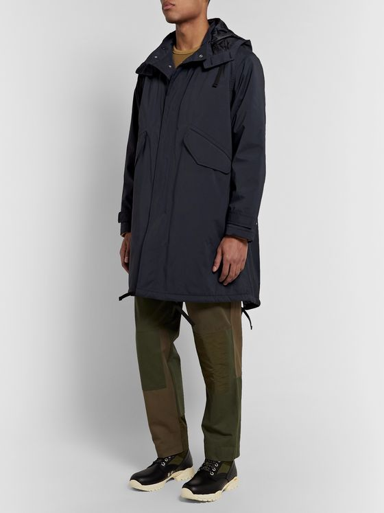 Pilgrim Surf + Supply Robins Nylon-Blend PrimaLoft Hooded Parka