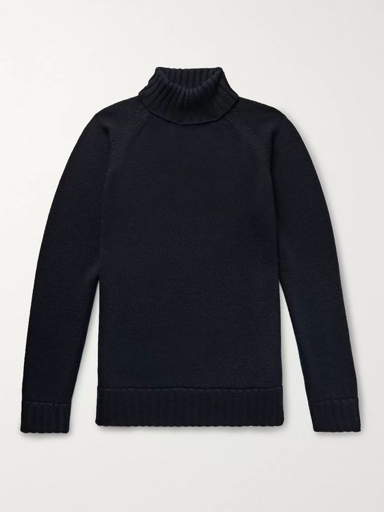 Pilgrim Surf + Supply Judd Wool Rollneck Sweater
